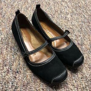 Natural Soul Friendship Leather Comfort Shoes